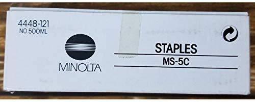 (4448121 - KONICA MINOLTA BRAND 4448-121 STAPLES 3 PACK FOR MINOLTA DIALTA Di-250 / Di-350 / Di-650)
