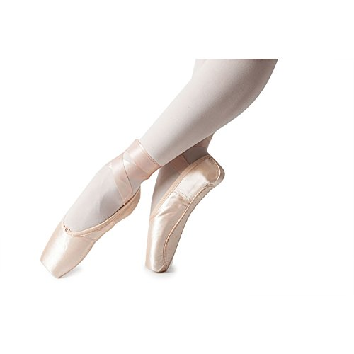 Professional Full Sole Ballet Dance Pointe Flats | Product