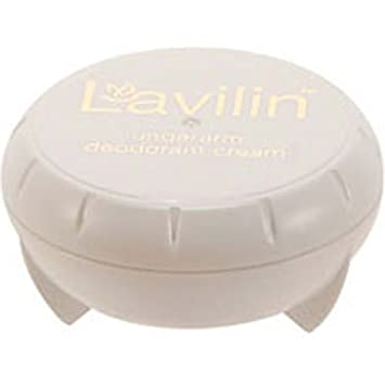 Lavilin – Underarm Deodorant Cream – Large Size – 6 Pack