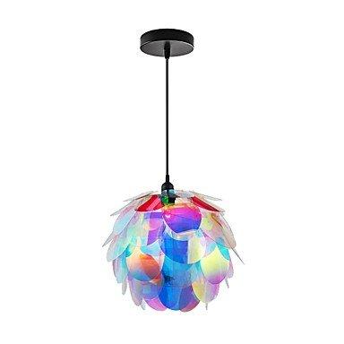 BAJIAN-LI Modern luxury A-10 Designer Style Artichoke Layered Ceiling Pendant Lampshade #10 by BAJIAN-LI (Image #1)