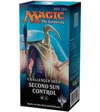 Magic: The Gathering (MTG) – Challenger Decks: Second Sun Control