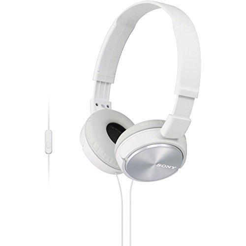 Sony ZX MDR-ZX310AP/W .Headband Stereo Headset
