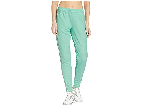 adidas Women's Tiro '19 Pants Clear Mint/White Medium 30 ()