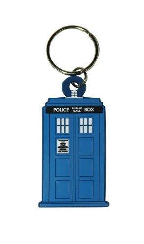 Dr Who Tardis Key Chain Keychains