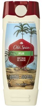 Old Spice Fresh Collection Body Wash-Fiji-16 oz (Quantity of 6)