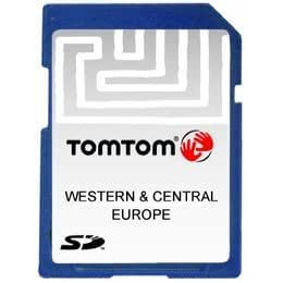 TomTom Map on MicroSD card Western and Central Europe IQ routes v8.70 - Software de navegación (WEU, CEU, GO 520, GO 530, GO 540 LIVE, GO 630, GO 720, GO 730, GO 740 LIVE, GO 920, GO 930, GO 940 LIVE)