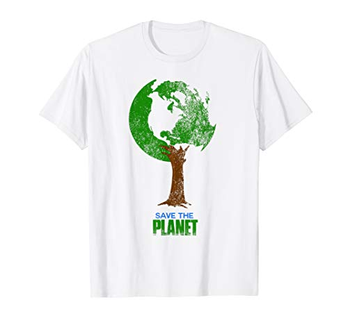 SAVE THE PLANET Shirt | Cute I Love Mother Earth TShirt Gift