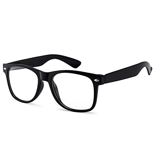 5zero1 Retro Sunglasses Classic 80's Women Men Fashion Eyeglasses ()