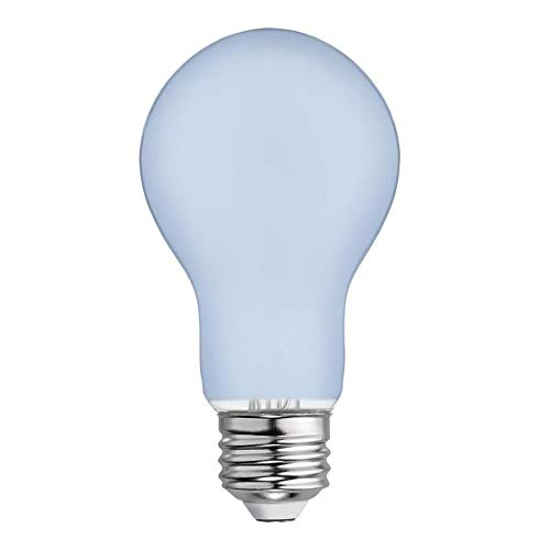 - GE Reveal 4-Pack 60 W Equivalent Dimmable 2850k Color-Enhancing A19 LED Light Fixture Light Bulbs