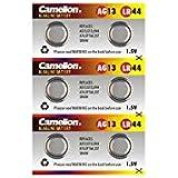 Batterie alcaline Camelion AG13(10pezzi)