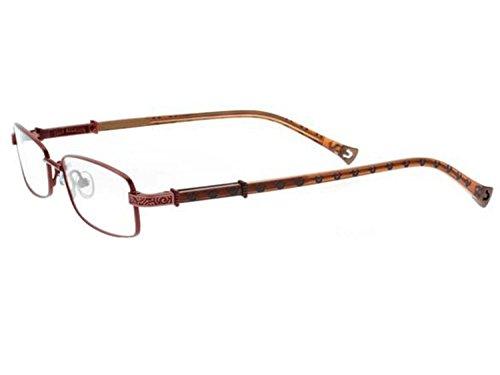 True Religion Rusty Eyeglasses Frames Prescription Lenses 51mm-16mm-135mm (espresso / clear demo lens 51mm-16mm-135mm, one ()