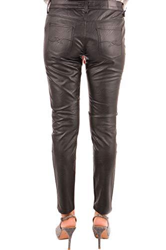 Effetto Neri Trussardi 1t001546 Autunno Martellato Pelle Seconda Skinny Jeans Super inverno 56j00024 6qISwYY
