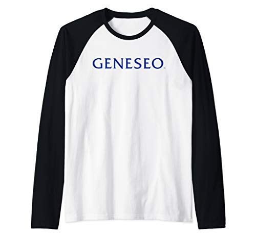 (Geneseo State University of New York NCAA PPGSUNY01 Raglan Baseball Tee)