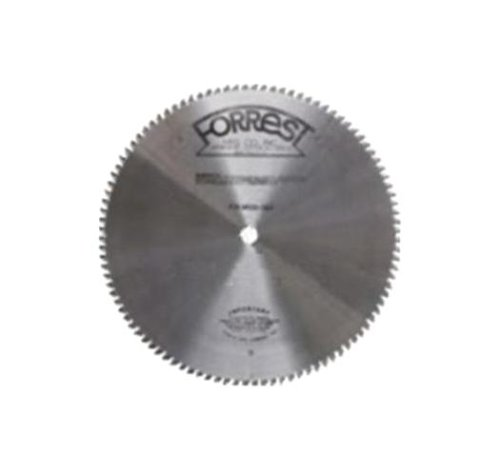 60 Teeth Arbor 5/8 (Forrest NM106011100 No Melt 10-Inch 60 Tooth 5/8-Inch Arbor 3/32-Inch Kerf Plastic Cutting Circular Saw Blade)
