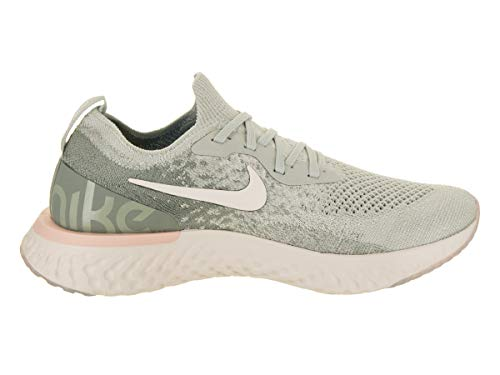 Nike Basses Sneakers Sail Wmnsepic 001 Silver Light Femme Mica Green Multicolore React Flyknit pxrRBpq