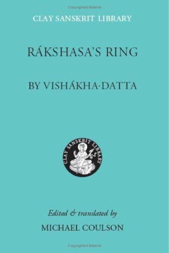 Rakshasa's Ring (Clay Sanskrit Library) pdf