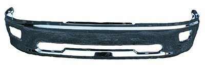 TKY DG40101A Dodge Ram Chrome Replacement Front Bumper (Replacement Bumper Dodge Ram compare prices)