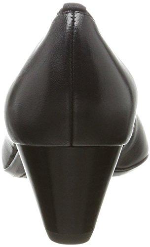 Ara Mujer schwarz Para Tacón Cerrada De Eu 41 Punta Knokke Con Zapatos 8xz8pqRr