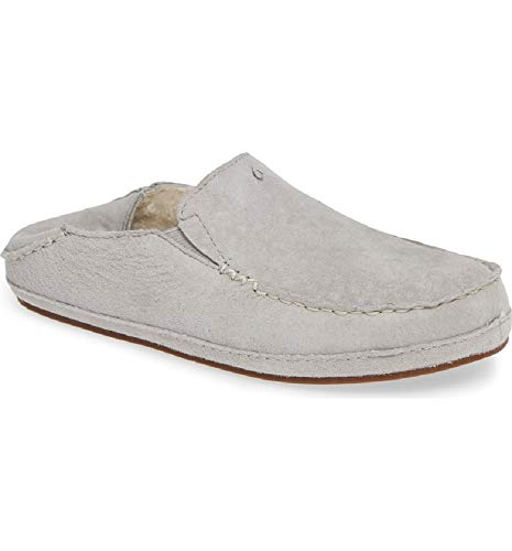 Grey OLUKAI Slipper Nohea Women's Pale SqaSfrFwI