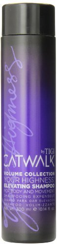 TIGI Catwalk Volume Collection Your Highness Elevating Shampoo, 10.14 Ounce by Tigi [Beauty]