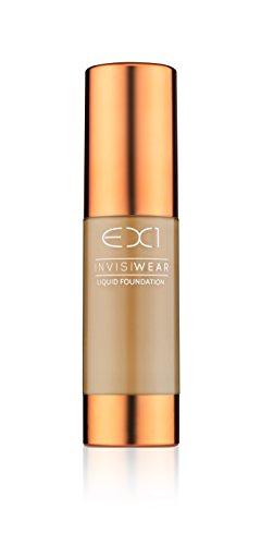 EX1 Cosmetics Invisiwear Liquid Foundation Number F400
