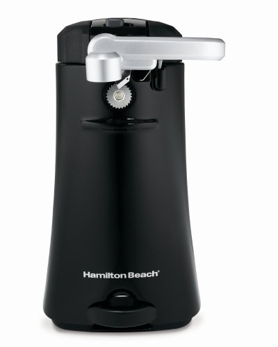 Hamilton Beach 76389R OpenStation Can Opener, Black by Hamilton Beach