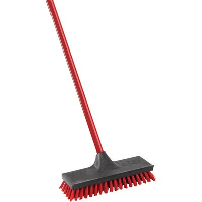 Libman CO 547 Floor Deck Scrub Brush and (Deck Brush)