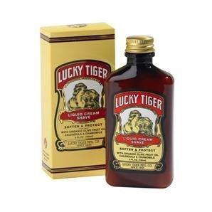 Tiger chance de crème liquide Shave, 5 once