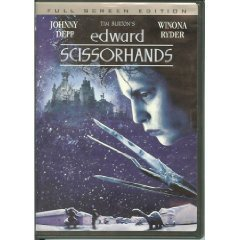 Edward Scissorhands [DVD] Full Screen 10th Anniversary Edition]()