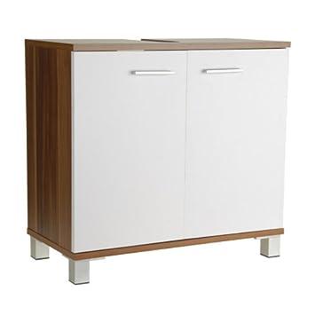 Waschtischunterschrank Schrank Badmöbel Waschbecken Unterschrank ...