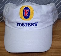 fosters-logo-beer-adjustable-embroidered-floppy-style-fishing-hat-white