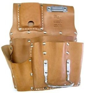 Drywall Leather Pouch - Rafael Store