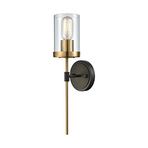 Elk Lighting 14550/1 Wall-sconces, Bronze ()