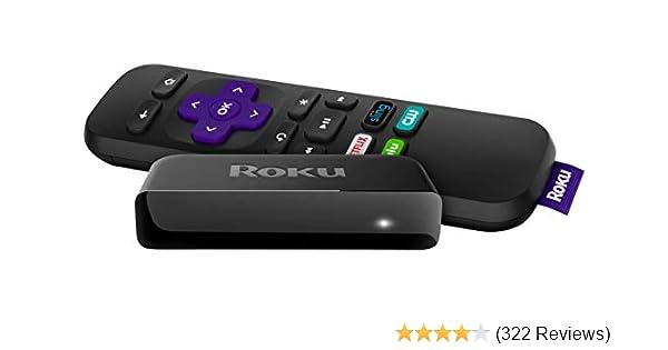 Roku Express5X more powerful HD Streaming Renewed 2017