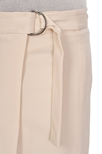 Brunello Cucinelli Rock Damen Maxirock Einfarbig 44 IT Beige