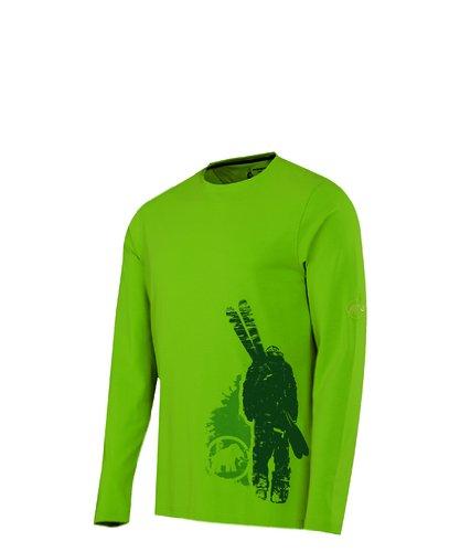 MAMMUT Shirt Longsleeve. Schnelltrocknend. Outdoor, Ski, Freizeit.