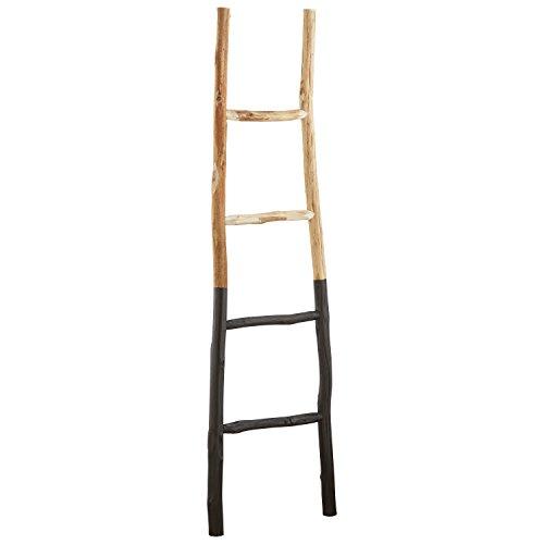 Stone & Beam Rustic Decorative Blanket Ladder, 59