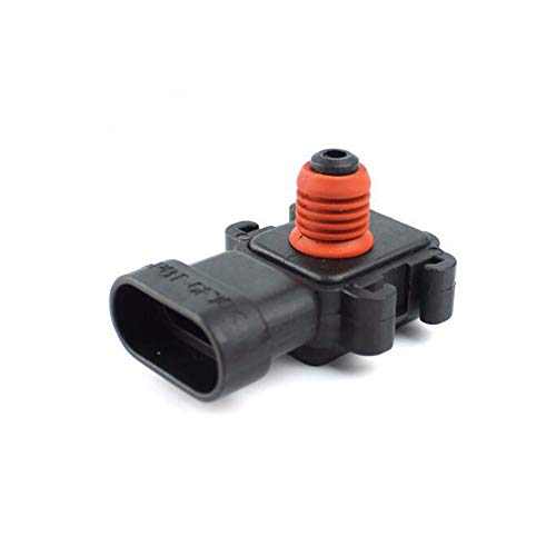 Map Manifold Absolute Pressure Sensor 213-351 16249939 9359409 12614973 213-796 Fits For Buick Cadillac Chevrolet Chevy Oldsmobile Pontiac GMC Astro Avalanche Express 1500 2500 3500 1995-2011