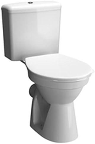 Basic Segmento – Pack WC Eco con asiento Réf 9823 N0037200: Amazon ...