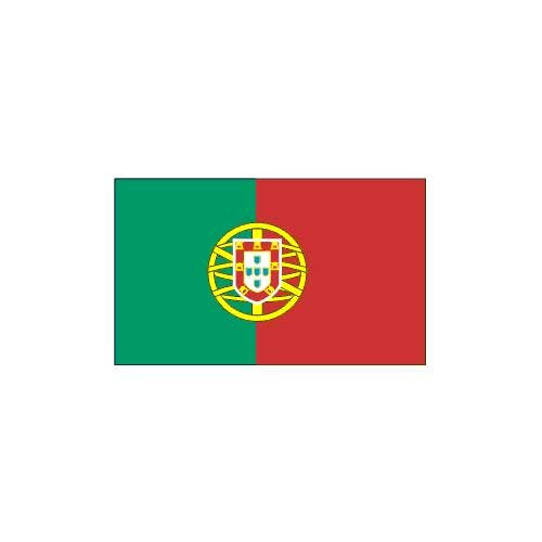 Portugal Flag 3ft x 5ft Polyester