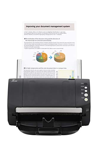 Fujitsu FI-7140 Color Duplex Scanner
