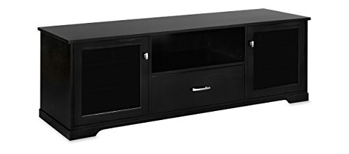 Horizon EX 72-inch American Solid Wood Media Console / TV Stand / AV Cabinet for Most Flat Screen TVs to 80