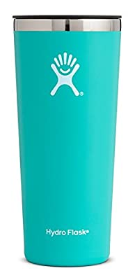 Hydro Flask Double Wall Vacuum Insulated Stainless Steel Travel Tumbler Cup with BPA Free Press-In Lid