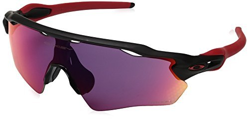 Oakley Radar EV XS Path Sunglasses Matte Black / Prizm Road & Cleaning - Glasses Oakley Youth