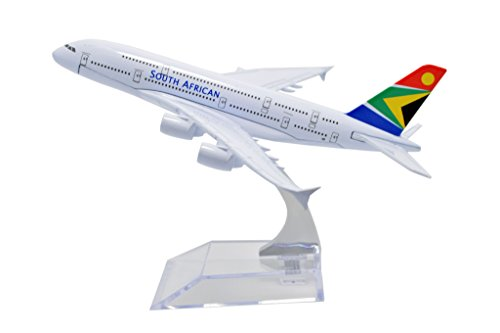 - Tang-Dynasty(TM 1:400 16cm Air Bus A380 South African Airways Metal Airplane Model Plane Toy Plane Model