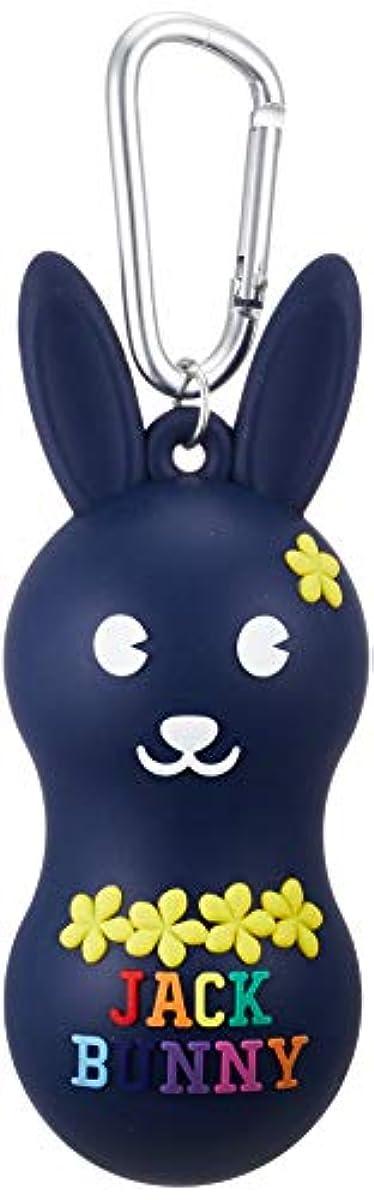 [해외] [Jack Bunny 잭바니] 볼 홀더 (실리콘 레인보우 토끼형) 골프 / 262-0184600
