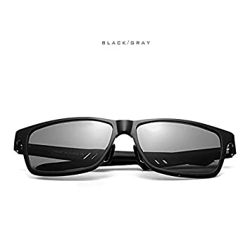 JGOLHJGKJ55 Gafas Aluminio, magnesio, Gafas de Sol polarizadas, Hombres, Marca, diseñador