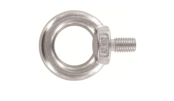 Stainless Steel Eyebolt M20 to DIN580