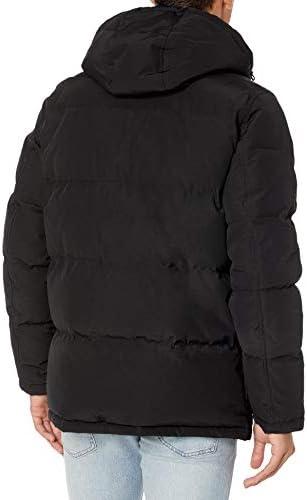 Levi's mens Quilted Parka Jacket