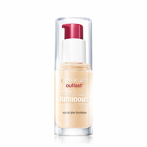 COVERGIRL Outlast Stay Luminous Foundation Buff Beige 825, 1 oz